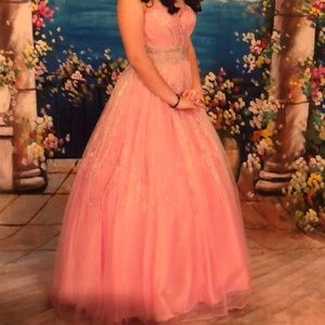 Quincenierra gown  or Prom dress